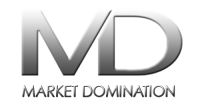 Market Domination LLC Sticky Logo Retina
